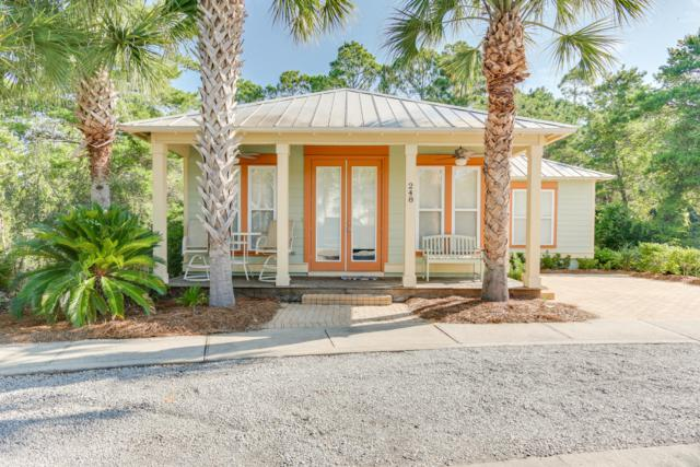 248 Beach Bike Way, Inlet Beach, FL 32461 (MLS #828116) :: 30A Escapes Realty