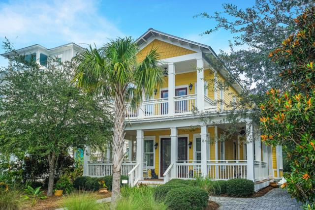 240 Morgans Trail, Santa Rosa Beach, FL 32459 (MLS #828172) :: Luxury Properties on 30A