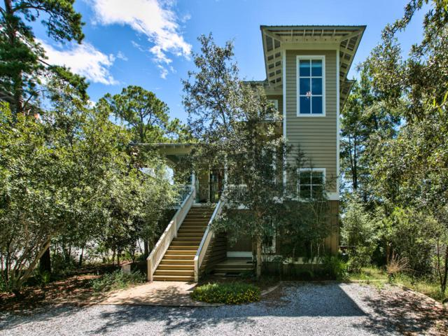 135 Wilderness Way, Santa Rosa Beach, FL 32459 (MLS #828194) :: RE/MAX By The Sea