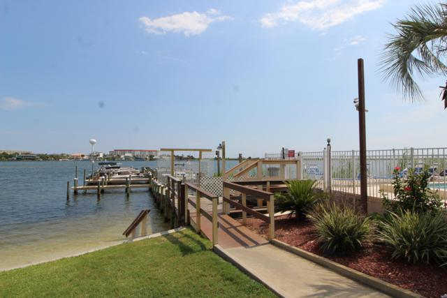 308 Miracle Strip Parkway Unit 1C, Fort Walton Beach, FL 32548 (MLS #828543) :: Berkshire Hathaway HomeServices PenFed Realty