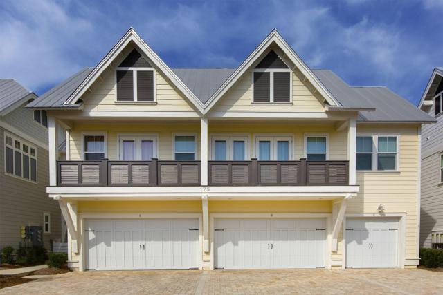 175 Milestone Drive Unit B, Inlet Beach, FL 32461 (MLS #828547) :: RE/MAX By The Sea