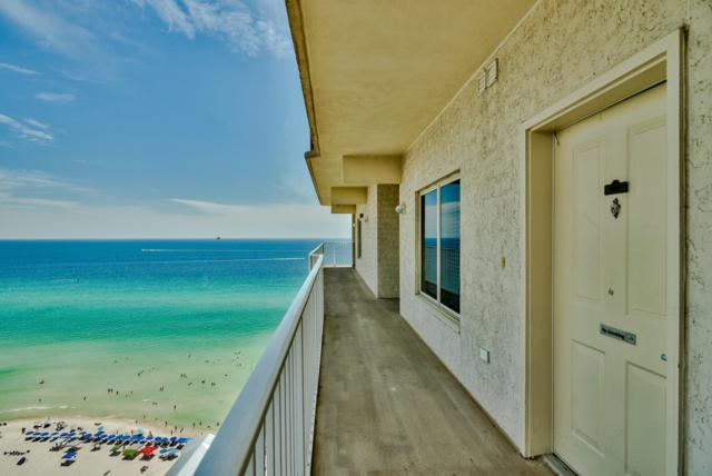 9900 S Thomas Drive #2027, Panama City Beach, FL 32408 (MLS #828601) :: Classic Luxury Real Estate, LLC
