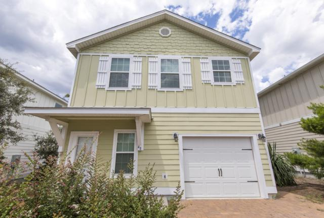 48 Topside Drive, Inlet Beach, FL 32461 (MLS #828642) :: Counts Real Estate Group