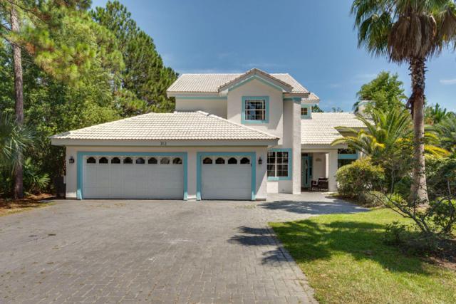 312 Somerset Bridge Road, Santa Rosa Beach, FL 32459 (MLS #828706) :: ENGEL & VÖLKERS
