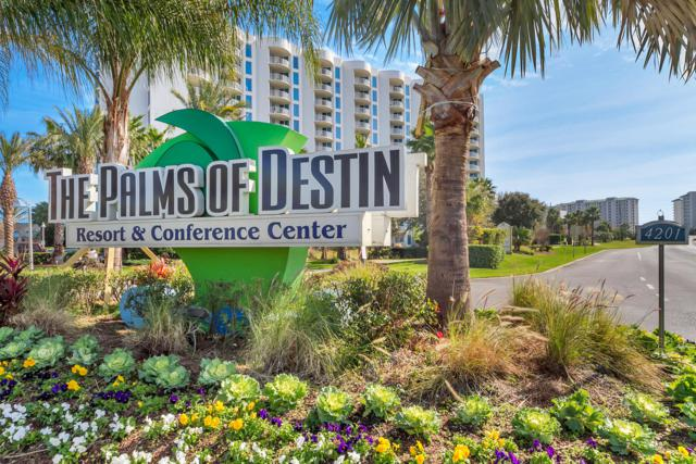 4203 Indian Bayou Trail Unit 1614, Destin, FL 32541 (MLS #828722) :: ResortQuest Real Estate