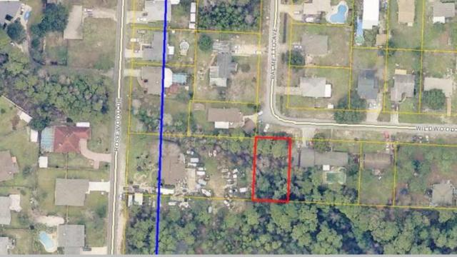 lot 19 Wildwood Street, Mary Esther, FL 32569 (MLS #828802) :: NextHome Cornerstone Realty