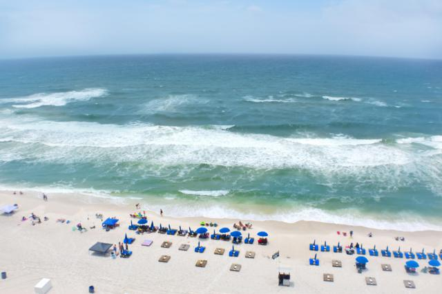 6201 Thomas Drive Unit 1206, Panama City Beach, FL 32408 (MLS #828831) :: RE/MAX By The Sea