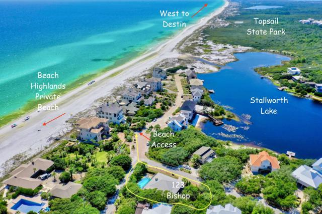 123 S Bishop Road, Santa Rosa Beach, FL 32459 (MLS #828948) :: Scenic Sotheby's International Realty