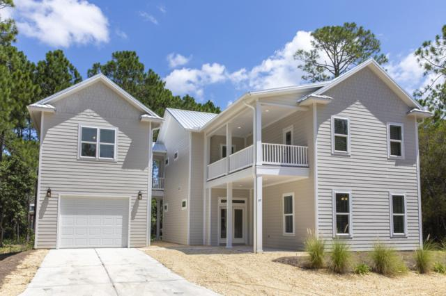 57 Calm Gulf Drive, Santa Rosa Beach, FL 32459 (MLS #828975) :: RE/MAX By The Sea
