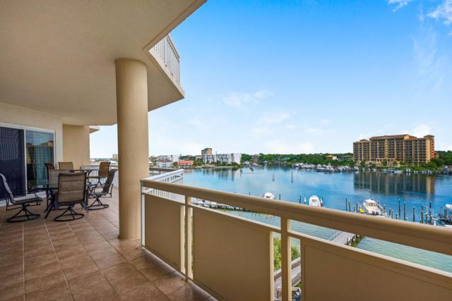 725 Gulf Shore Drive 403A, Destin, FL 32541 (MLS #829019) :: Linda Miller Real Estate