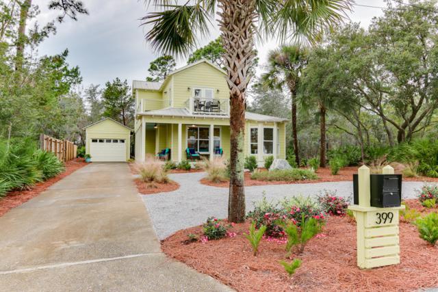 399 Seacrest Drive, Seacrest, FL 32461 (MLS #829130) :: ENGEL & VÖLKERS