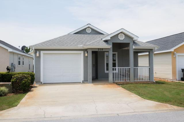 209 Seahorse Way, Panama City Beach, FL 32407 (MLS #829172) :: Coastal Lifestyle Realty Group