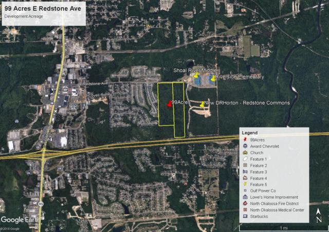 99 Acres Redstone Avenue, Crestview, FL 32539 (MLS #829188) :: ResortQuest Real Estate