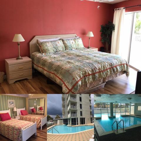 895 Santa Rosa Boulevard Unit 208, Fort Walton Beach, FL 32548 (MLS #829193) :: RE/MAX By The Sea