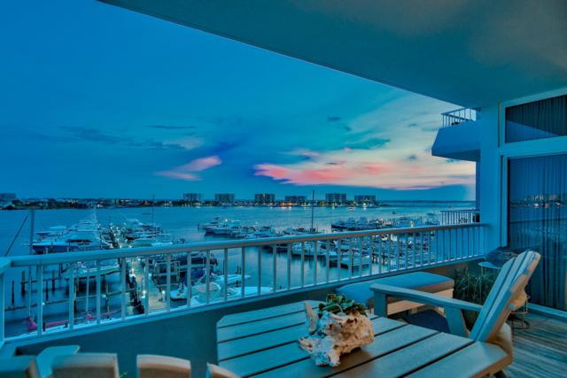 320 Harbor Boulevard Unit A301, Destin, FL 32541 (MLS #829196) :: Berkshire Hathaway HomeServices Beach Properties of Florida