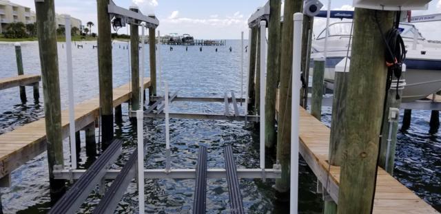 14 Sonata Court Boatslip #14, Navarre, FL 32566 (MLS #829296) :: Classic Luxury Real Estate, LLC