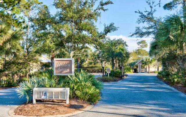 Lot 75 Marlberry Trace, Santa Rosa Beach, FL 32459 (MLS #829316) :: ResortQuest Real Estate