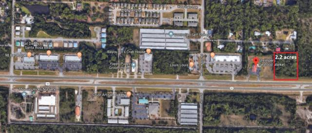 4400 Us-98, Santa Rosa Beach, FL 32459 (MLS #829324) :: Berkshire Hathaway HomeServices Beach Properties of Florida