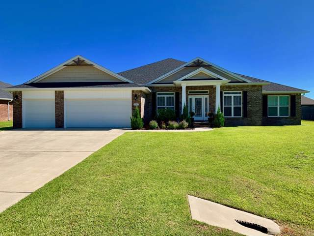 3361 Citrine Circle, Crestview, FL 32539 (MLS #830596) :: The Premier Property Group