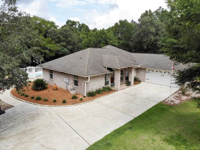 4439 Wilkerson Bluff Road, Holt, FL 32564 (MLS #830842) :: CENTURY 21 Coast Properties