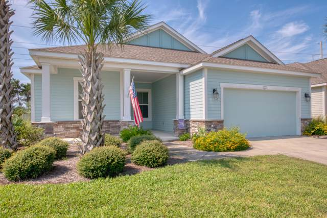 111 Blue Sage Road, Panama City Beach, FL 32413 (MLS #831253) :: ResortQuest Real Estate