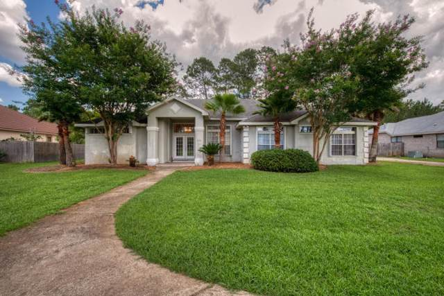 2456 Whispering Pines Boulevard, Navarre, FL 32566 (MLS #831261) :: Berkshire Hathaway HomeServices PenFed Realty