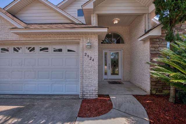 2924 Hidden Bay Boulevard, Navarre, FL 32566 (MLS #831280) :: ResortQuest Real Estate