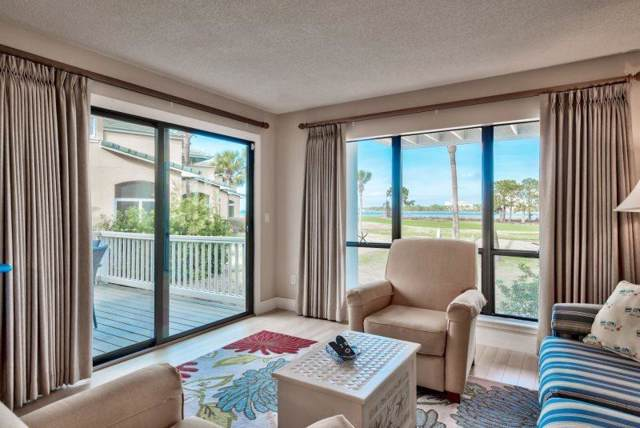 819 Harbour Point Drive #819, Miramar Beach, FL 32550 (MLS #831286) :: Watson International Realty, Inc.