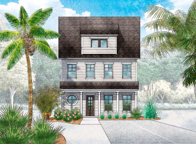 Lot 26 Valerie Way, Inlet Beach, FL 32461 (MLS #831301) :: Berkshire Hathaway HomeServices Beach Properties of Florida
