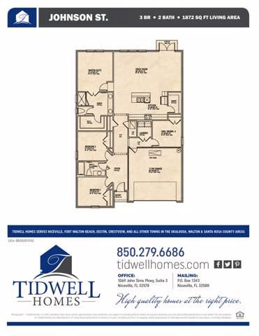 517 Johnson Street, Valparaiso, FL 32580 (MLS #831323) :: ResortQuest Real Estate
