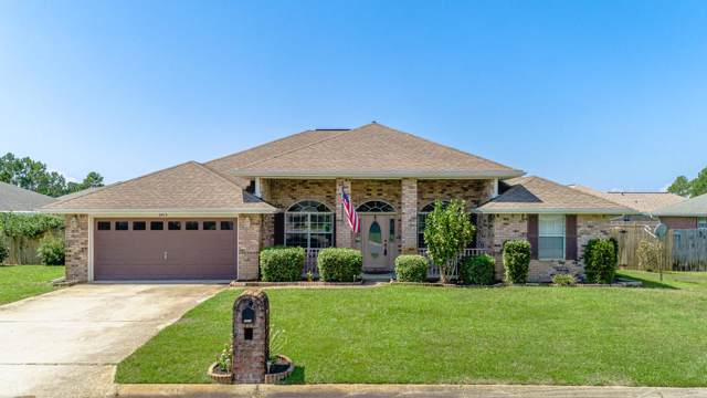 2413 Kodiak Court, Navarre, FL 32566 (MLS #831394) :: The Premier Property Group