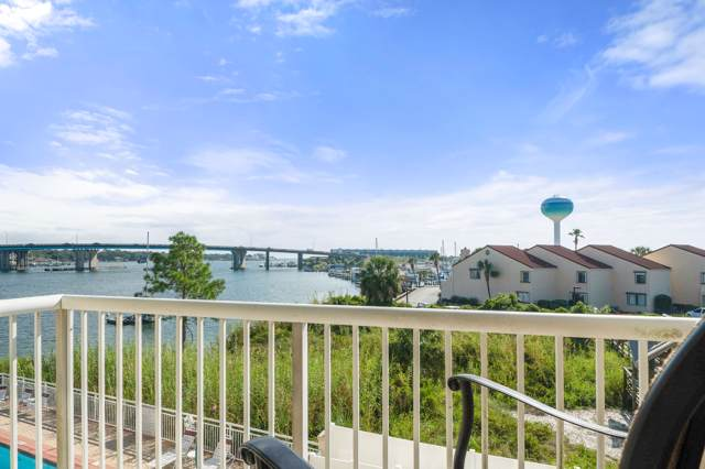 321 Bream Avenue Unit 311, Fort Walton Beach, FL 32548 (MLS #831398) :: Linda Miller Real Estate