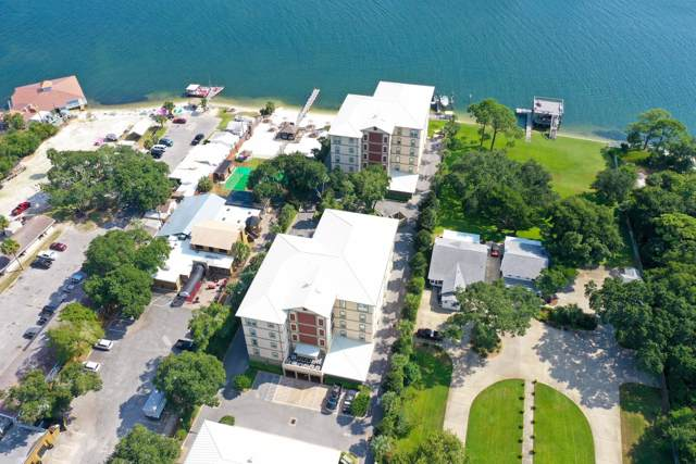 187 SE Brooks Street Unit A502, Fort Walton Beach, FL 32548 (MLS #831411) :: Classic Luxury Real Estate, LLC