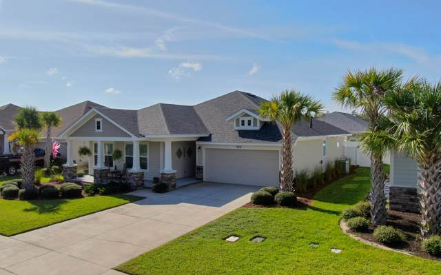 305 Johnson Bayou Drive, Panama City Beach, FL 32407 (MLS #831414) :: RE/MAX By The Sea