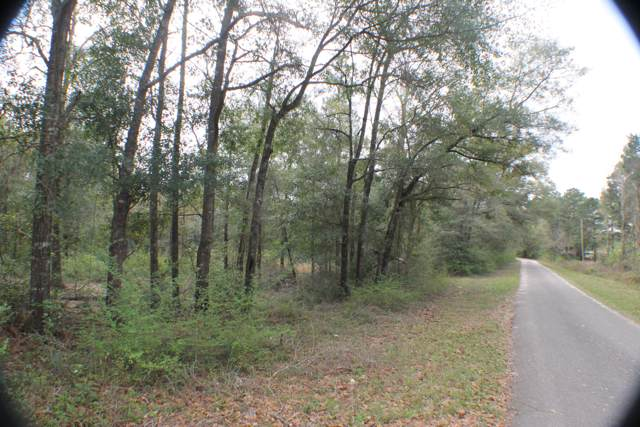 Lot 4 Seventh Street, Laurel Hill, FL 32567 (MLS #831431) :: Linda Miller Real Estate