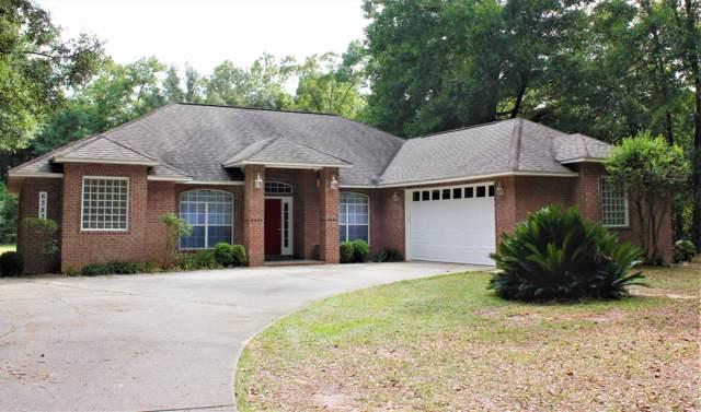 6383 Wisteria Drive, Milton, FL 32570 (MLS #831490) :: CENTURY 21 Coast Properties