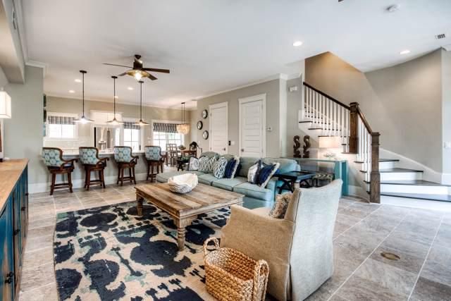49 Pleasant Street, Inlet Beach, FL 32461 (MLS #831497) :: The Beach Group