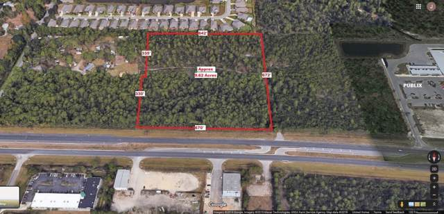 000 Hwy 98 E, Santa Rosa Beach, FL 32459 (MLS #831501) :: Berkshire Hathaway HomeServices Beach Properties of Florida