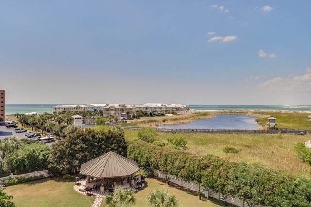 502 Gulf Shore Drive Unit 516, Destin, FL 32541 (MLS #831531) :: Linda Miller Real Estate