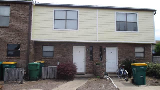 206 Ann Circle #9, Destin, FL 32541 (MLS #831550) :: Berkshire Hathaway HomeServices Beach Properties of Florida