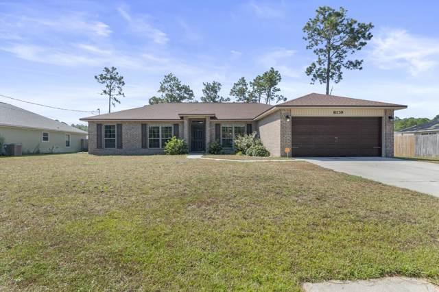 8139 Sierra Street, Navarre, FL 32566 (MLS #831645) :: Scenic Sotheby's International Realty