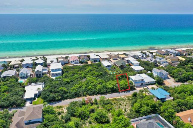 Lot 6 Walton Buena Vista Drive, Seacrest, FL 32461 (MLS #831650) :: Luxury Properties on 30A