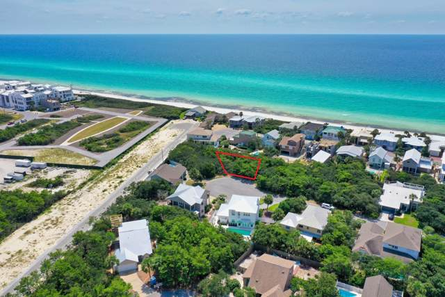 Lot 12 Walton Buena Vista Drive, Seacrest, FL 32461 (MLS #831651) :: Luxury Properties on 30A