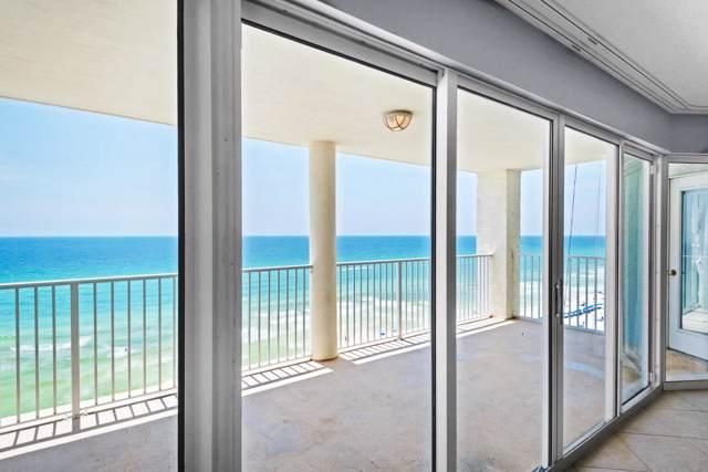 10513 Front Beach Road Unit 1101, Panama City Beach, FL 32407 (MLS #831668) :: The Beach Group