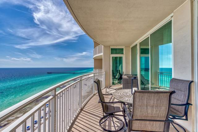 15625 Front Beach Road #1603, Panama City Beach, FL 32413 (MLS #831677) :: RE/MAX By The Sea