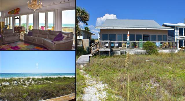 17811 Front Beach Road, Panama City Beach, FL 32413 (MLS #831680) :: The Beach Group