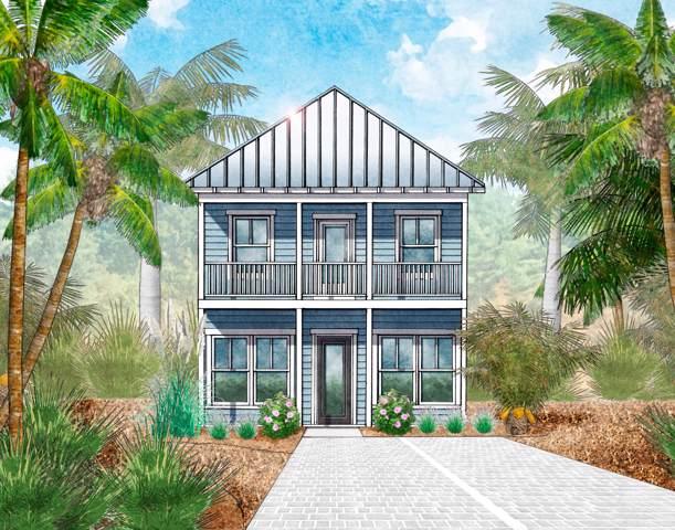 Lot 25 Valdare Way, Inlet Beach, FL 32461 (MLS #831695) :: Classic Luxury Real Estate, LLC