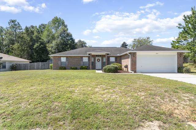 237 Trish Drive, Crestview, FL 32536 (MLS #831701) :: Scenic Sotheby's International Realty