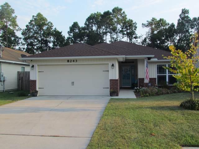 8243 Sierra Street, Navarre, FL 32566 (MLS #831737) :: Linda Miller Real Estate