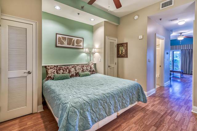 114 Carillon Market Street #106, Panama City Beach, FL 32413 (MLS #831743) :: Classic Luxury Real Estate, LLC